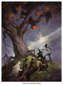 """""""The Halloween Tree' on displays at October Shadows V"""
