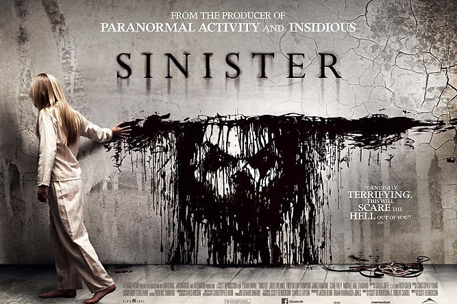 Sinister Review