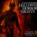 Black Sabbath 13 in 3D at Universal Studios Halloween Horror Nights 2013