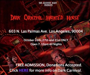 haunted diary dark carnival