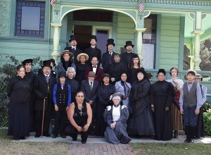 Heritage Square Museum group