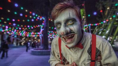Knotts Scary Farm 2014 Carnevil