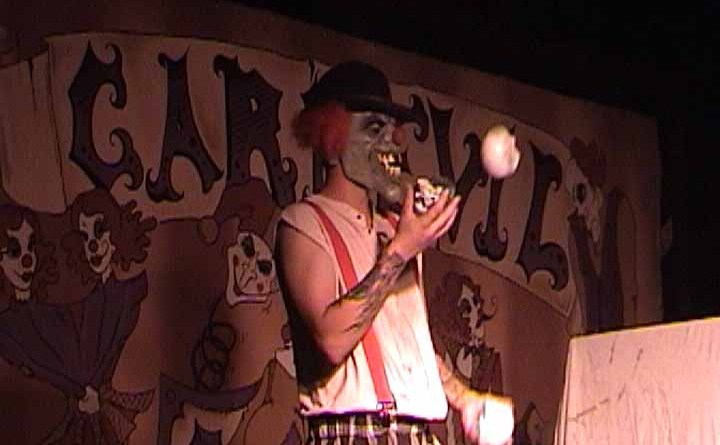Knotts Berry Farm Halloween Haunt 2004