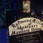 A new haunt for Halloween 2014. (Copyright 2014 Yuki Tanaka)