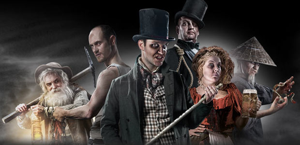 Review: San Francisco Dungeon