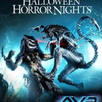 Halloween Horror Nights 2014: Alien vs Predator
