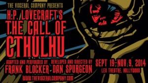 Call of Cthulhu Visceral Company
