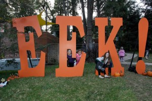 Eek at the Greek letters