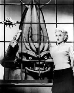 Beverly Garland in IT CONQUERED THE WORLD.
