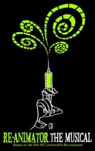 Re-Animator The Musical Logo