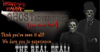 Heritage Haunt Ghost Adventures 2014