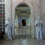 Hollywood Forever Cemetery: Cathedral Mausoleum