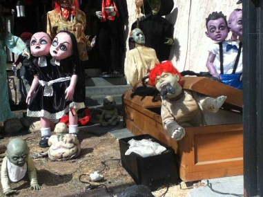 Western House of Darkness 2014: Coffin etc