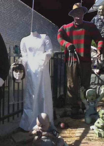 Western House of Darkness 2014: Beheaded Bride