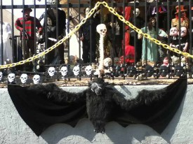 Western House of Darkness 2014: Giant Bat