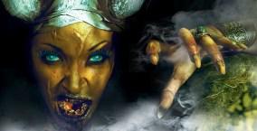 The Queen of the Voodoo Village
