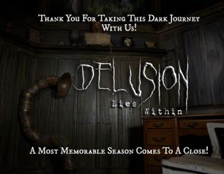 Farewell to the 2014 version of Delusion.