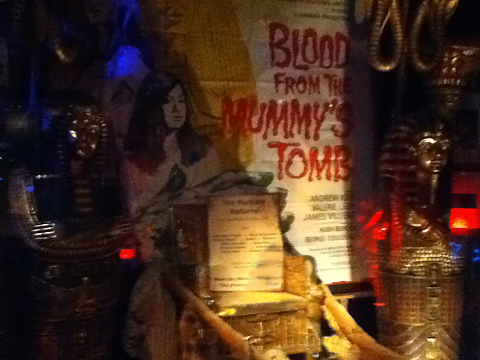 The Hollywood Museum Dungeon of Doom: Blood From The Mummy's Tomb