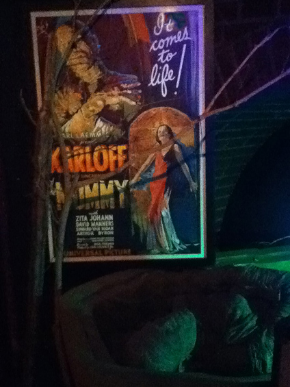 The Hollywood Museum Dungeon of Doom: The Mummy (1932)