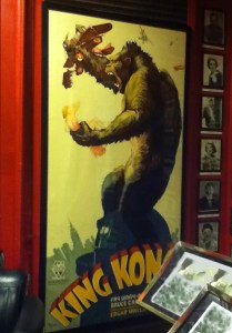 The Hollywood Museum: King Kong Poster