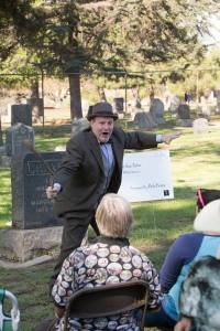 Long Beach Historcal Cemetery Tour - Strange Sea Tales