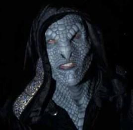 Los Angeles Haunted Hayride 2014 lizard man 2 cropped