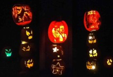 Rise of the Jack O'Lanterns 2014: Movies
