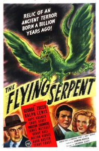 Flying Serpent (1946) poster