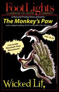 Monkey's paw art