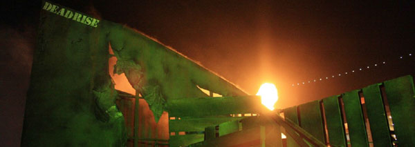 Queen Mary Dark Harbor Deadrise