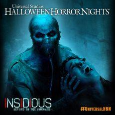 Halloween Horror Nights 2015: Insidious