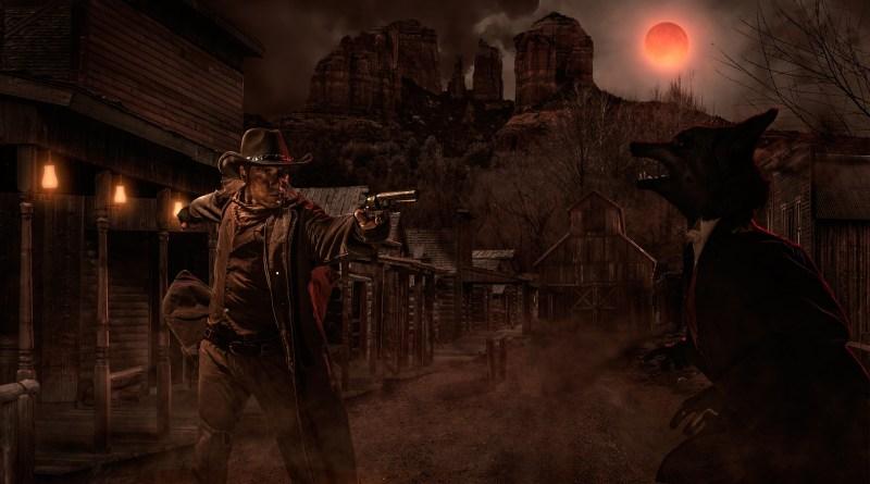 Knott's Scary Farm_The Gunslinger's Grave A Blood Moon Rises
