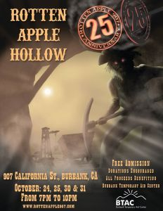 Rotten Apple Hollow 2015