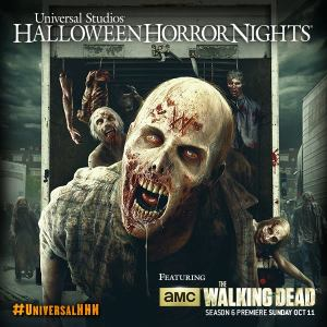 The Walking Dead at Halloween Horror Nights Universal Studios Hollywood