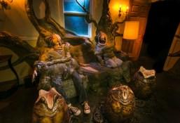 Alien vs Predator egg room