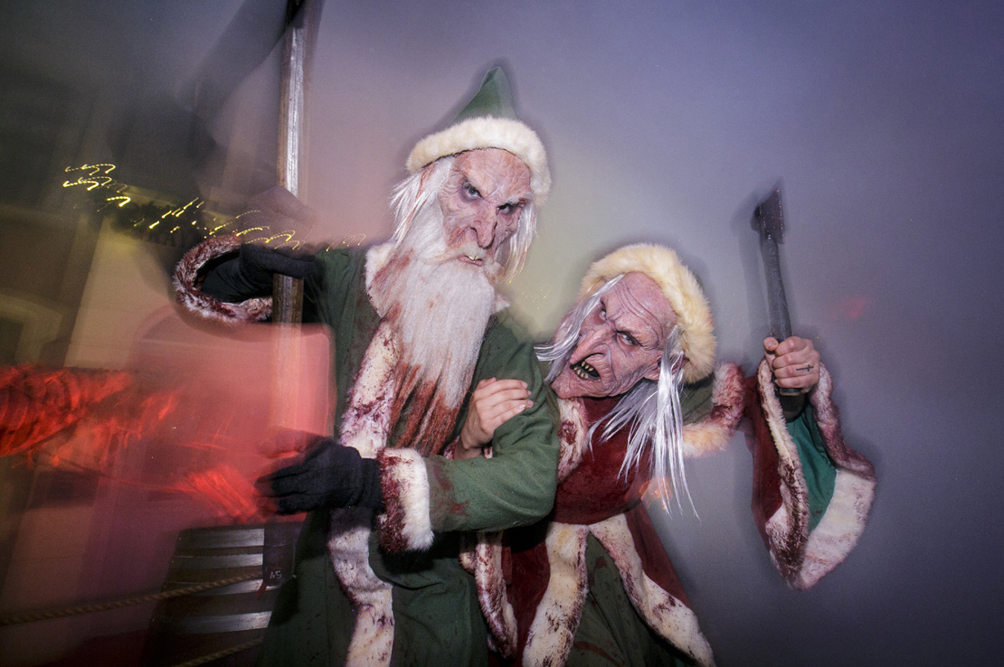 Halloween Horror Nights 2015: Photo by David Sprague
