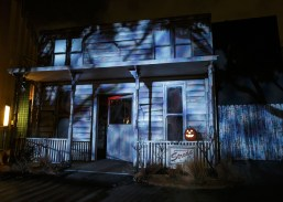 Halloween Horror Nights 2015. Strode House. Photo by David Sprague