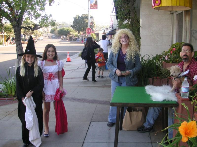 Riviera Village Halloween Stroll