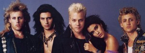 The Lost Boys banner
