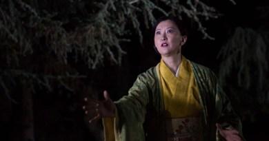 "Wicked Lit 2015 Sachiyo K in ""The Grove of Rashomon."" Photo by Daniel Kitayama"
