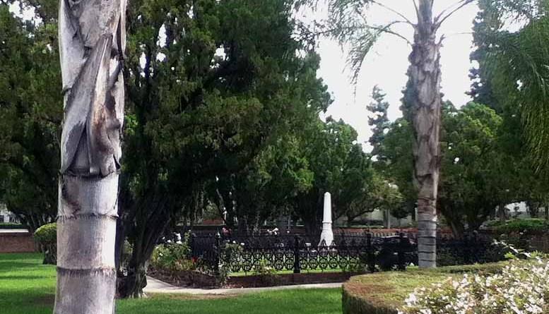 El Campo Santo Cemetery at Homestead Museum