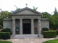 Walter P. Temple Mausoleum at Homestead Museum