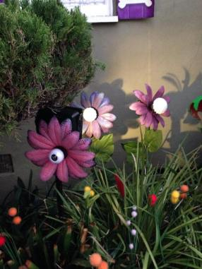 Boney Island 2015 flower that blinks