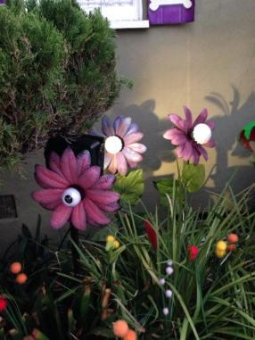 Boney Island 2015 flower that blinks