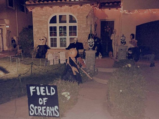 Field of Screams, next door Butler Area 51