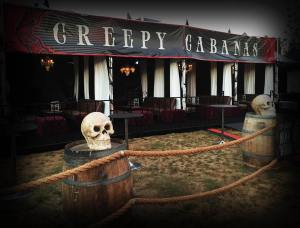 Creepy Cabanas