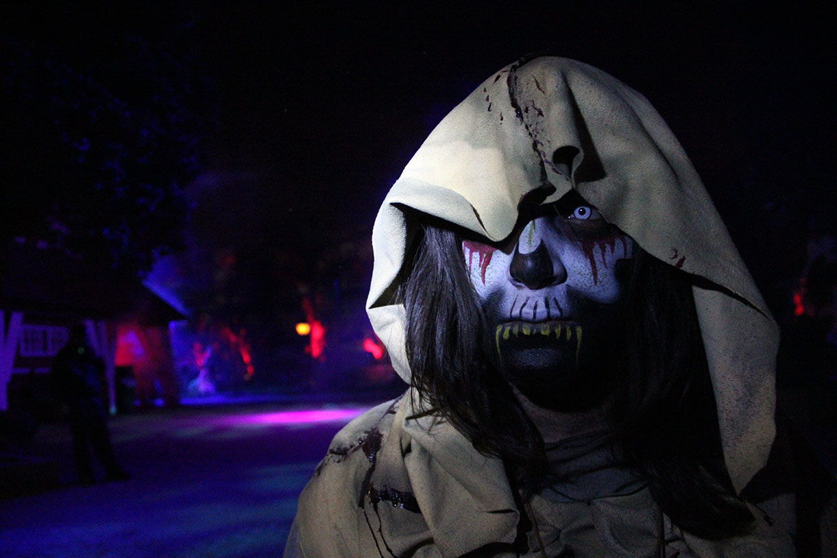 Haunt Review: Queen Mary Dark Harbor | Hollywood Gothique