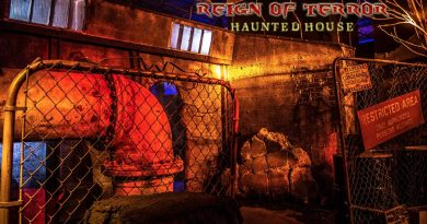 Reign of Terror 2015 title treatment