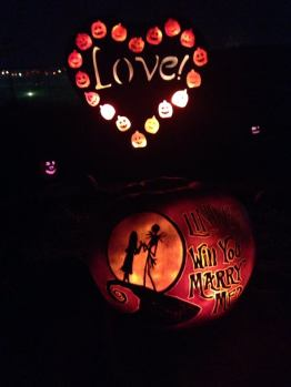 Rise of the Jack O'Lanterns 2015 love