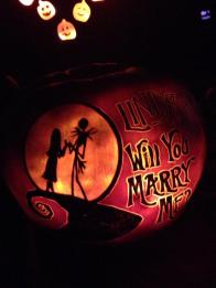 Rise of the Jack O'Lanterns 2015 nightmare before christmas